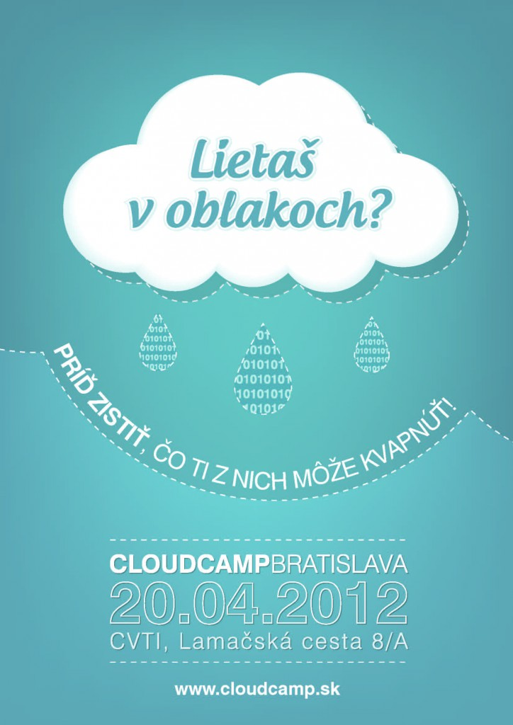 CloudCamp poster1